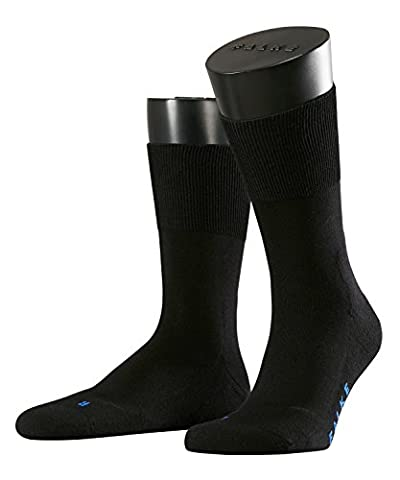 FALKE Unisex-Socken 16605 Run SO, Gr. 42-43 ,Schwarz (black)