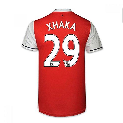 f26ba400f8e 2016-17 Arsenal Home Shirt (Xhaka 29)