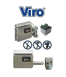 Coulissante Viro V09 Portail électrique de verrouillage