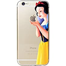 "Funda Carcasa Rigida Blancanieves iPhone 6/6s Plus (5.5"") de Dibujos Animados para Apple iPhone 6 6S Plus"