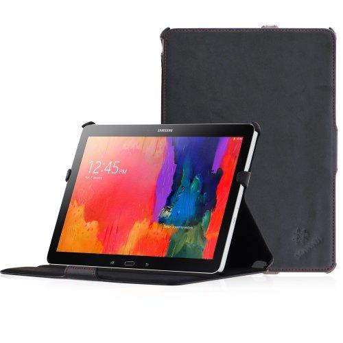 Manna UltraSlim Hülle, kompatibel mit Samsung Galaxy TabPro 10.1, Case Cover Tasche Schutzhülle, Auto-Sleep Funktion