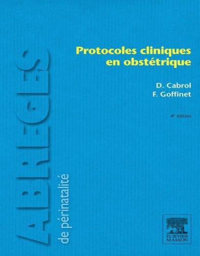 protocoles-cliniques-en-obsttrique