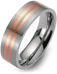 Orphelia Unisex -Ehe, Verlobungs & Partnerringe Ringgröße 63 (20.1) - OR51146/63