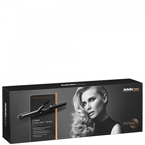 Babyliss-Pro-32-mm-Titanium-Expressions-Curling-Tong