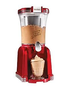 SMART Nostalgia 2 en 1 - machine à slush et crème glacée