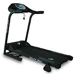 Tapis Roulant Motorizzato GET FIT RUOTE 350