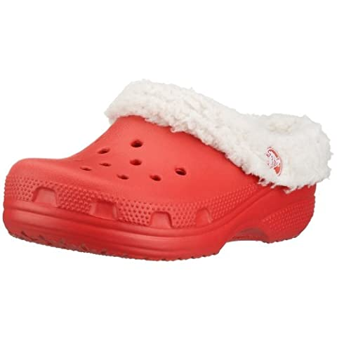 Crocs Kids Mammoth Red 10048-931-020 6-7 6/7 Child UK