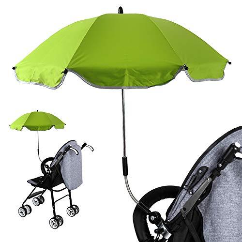 Godagoda Children Umbrella UV Protection Stroller Umbrella Baby Cart Mount Holder Umbrella -