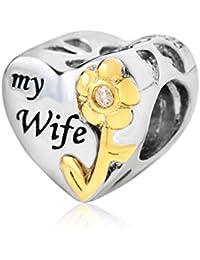 Anniversario Di Matrimonio Pandora.Amazon Co Uk Sandcastle Charm Jewellery