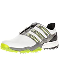 100% authentic 0bb30 f3edb Adidas Powerband Boa Boost WD, Scarpe da Golf Uomo