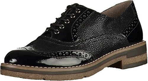 Tamaris donne brogue 1-23616-001 nero Schwarz