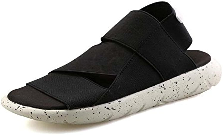 MYI Zapatos de Hombre Sandalias Transpirables de Verano Deporte Deportivo Ocio Sandalias Antideslizantes Sandalias