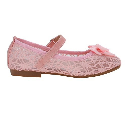 Chaussures pour fille 72–1, f, ballerines femme Rose - Rosa S