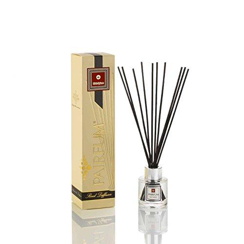 PAIRFUM Natur Rattanstäbchen – Lang anhaltendes & Gesund – Schön Parfums That Kompliment Du – Düfte for 2-3 Monate (50 ml) – by Parfüm: Reich Gewürze – mit Schwarzem Schilf
