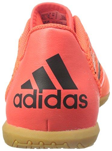 adidas Ace 74 Sala, Chaussures de Football Homme Multicolore (Solar Orange/core Black/solar Red)