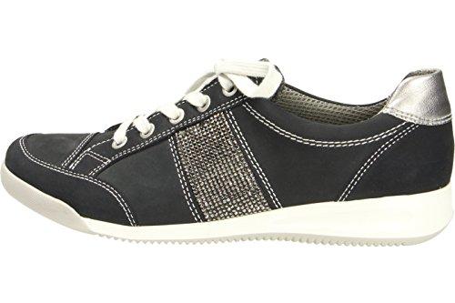 ara - Rom, Pantofole da Donna Blu scuro