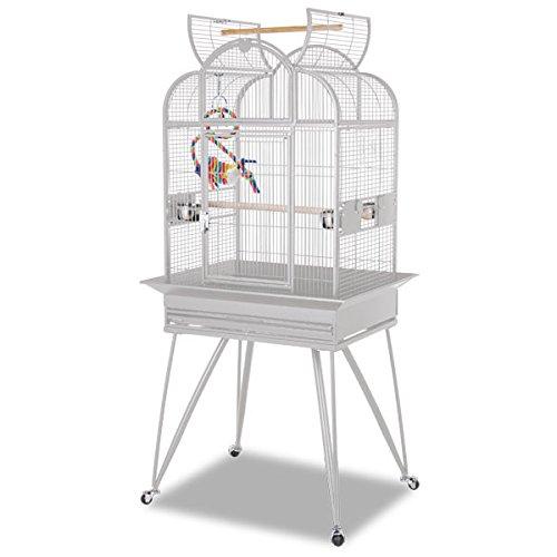 Montana Cages Sittichkäfig Brazil - in Platinum Voliere, Käfig für Sittiche