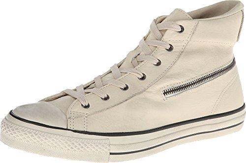 John Varvatos X Converse Tumbled Goat Back Zip Sneaker (9.0, Turtledove) -