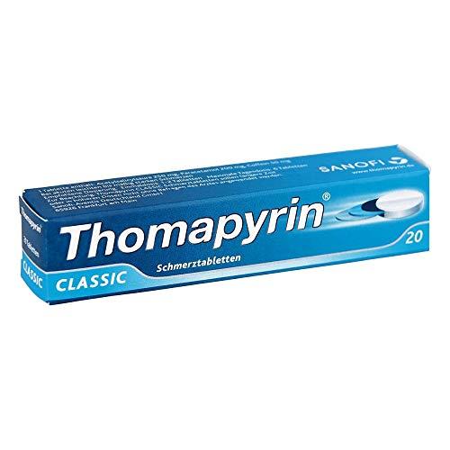 Thomapyrin CLASSIC Schmerztabletten 20 stk
