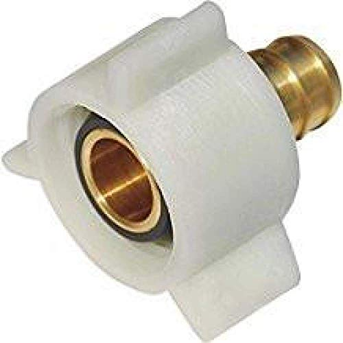 Npt Swivel-adapter (PEX Swivel 1/2 x 1/2 Female NPT Thread Adapter Fitting 10 pcs/Brass / 0.50 x 0.50)