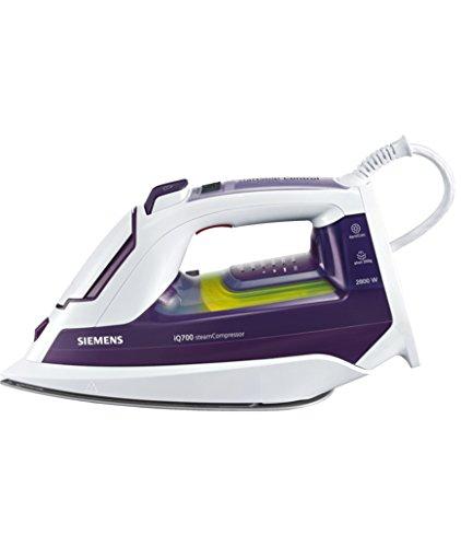 Siemens tsi802810Dry & Steam Iron Purple, White Iron–Irons (Dry & Steam Iron, Purple, White)