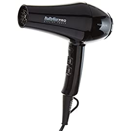 powerlite - 41ug hGHSvL - BaByliss Pro – Professional Black Panther Powerlite Hair Dryer