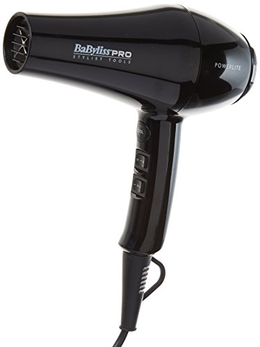 BaByliss-Pro-Professional-Black-Panther-Powerlite-Hair-Dryer