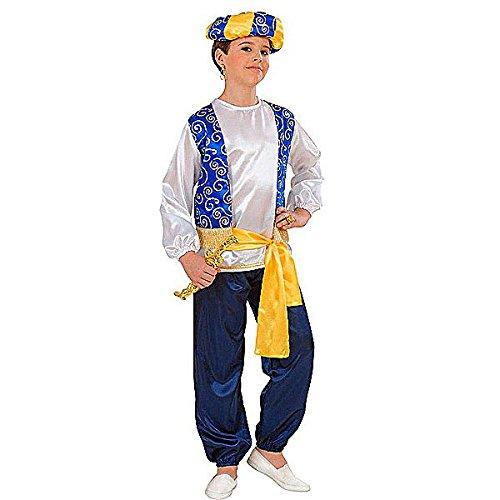 Arabische Prinzen - Kinder Kostüm - Large - (Arabischen Prinzen Kostüme)