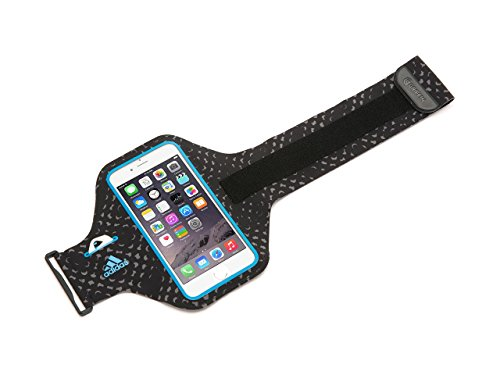 Griffin Adidas Armband für Apple iPhone 6 Plus schwarz/blau (Griffin Iphone Holster)