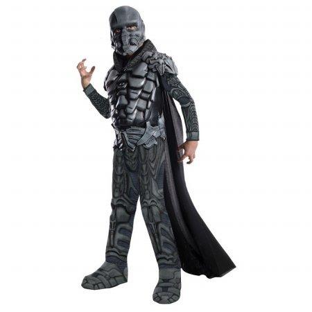 (Superman General Zod Kostüm für Kinder, Größe:S -116cm)