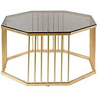 Suchergebnis auf Amazon.de für: glastisch wohnzimmer - Gold / Möbel ...