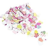 Confetti – mix – carte scrap – c