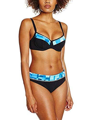 Sunflair Damen Bikini-Set Clean Water (42 Cup F)
