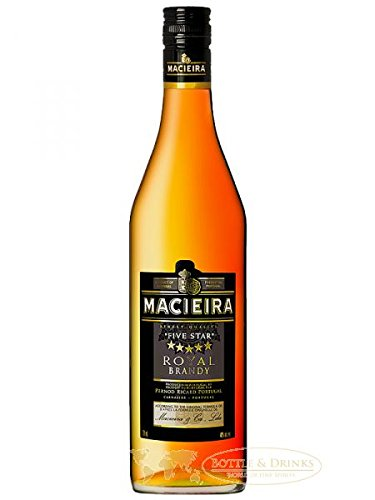 Macieira Royal Brandy Five Star, Pernod Ricard, Oeiras (1 x 1 l)