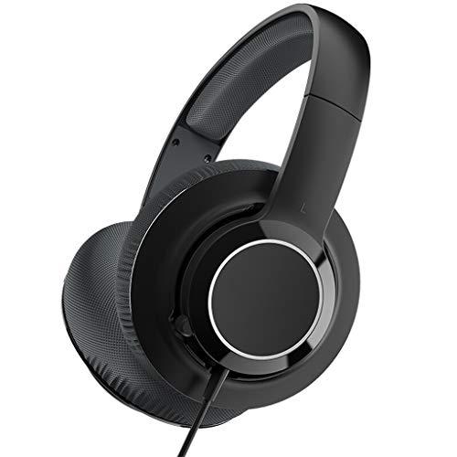 Professionelles E-Sports Headset Verdecktes Mikrofon Stereo-Kopfhörer mit Geräuschunterdrückung