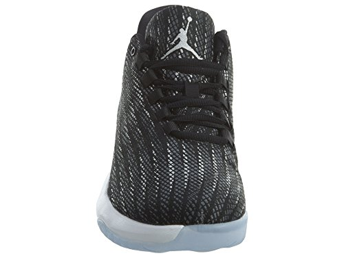 Nike Jordan B Fly, Scarpe da Basket Uomo Grigio (Black/White/Dk Grey)