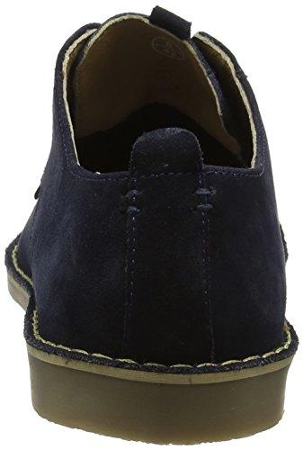 Ben Sherman Mocam Low, Chaussures Homme Bleu (cow Suede Navy)