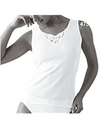 PRINCESA 4750 - camiseta tirantes mujer 100% algodon.