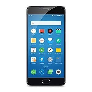 Meizu M3 Note Smartphone débloqué 4G (Ecran: 5,5 pouces - 16 Go - Double Nano-SIM - Android 5.1) Gris