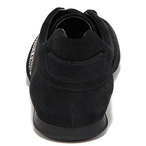 6963n Sneaker Hogan Olympia Noir Femmes Chaussures Chaussures Femmes Noir