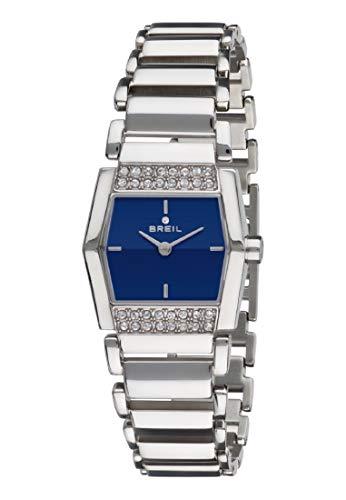 Orologio breil per donna khera con bracciale in acciaio, movimento solo tempo - 3h quarzo