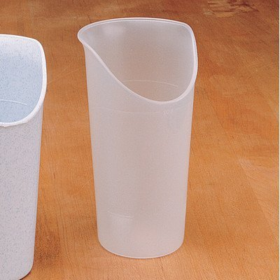 Ableware 745930014 Nosey Cup, Transparent by Maddak Inc.