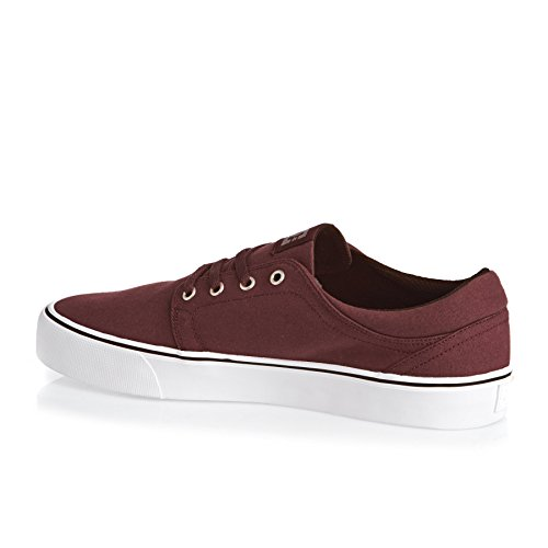 DC Shoes  Trase Tx, Sneakers basses homme Ox Blood