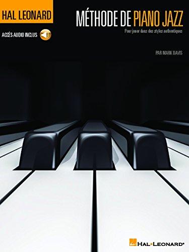Méthode de piano jazz par Mark Davis