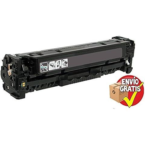 GOLDAN REMANUFACTURADO HP TONER CE410X (Nº 305X) Negro Alta Capacidad 4.000 Paginas para LaserJet Pro M540 Series / M470 Series ENTREGA GRATIS 24/48h