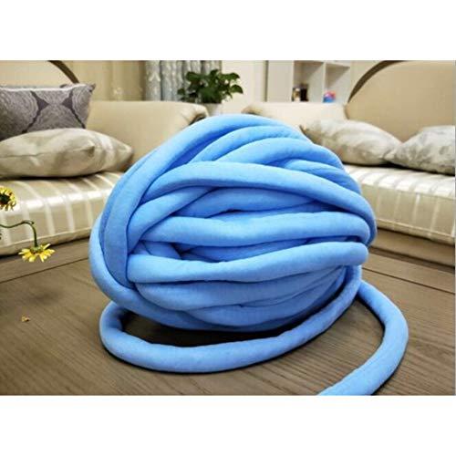 Sweetheart -LMM Merinowolle, super weich, sperrige Arme, Strickwolle, zum Basteln, für Strickpullover, Strickjacken, Kleidung, Decken, Durchmesser 3 cm, 1 kg ()