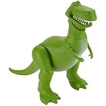 Características del producto. Disney Pixar Toy Story Talking Rex. Toy Story  Deluxe Rex Action Figure by Mattel fc0f5c13b5b
