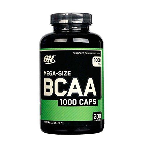 Optimum nutrition BCAA 1000 - 200 capsulas - 41ug8nbMdkL