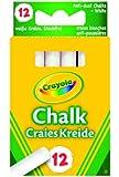 Crayola 12 Anti Dusk Chalk