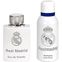 Real Madrid Set Perfume y Spray de Cuerpo - 1 pack